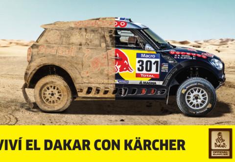 Promociones Vivi el Dakar